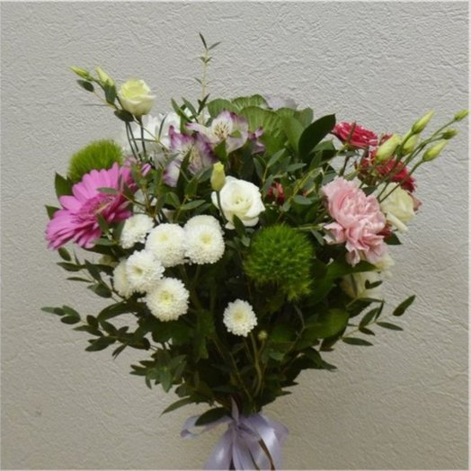 Вдохновение: букеты цветов на заказ Flowwow