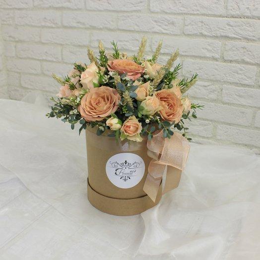 Гляссе: букеты цветов на заказ Flowwow