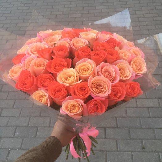 For Ladies: букеты цветов на заказ Flowwow