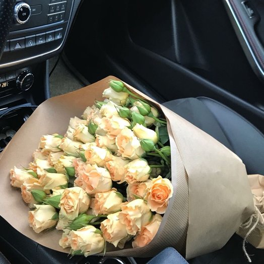 Букет 36: букеты цветов на заказ Flowwow