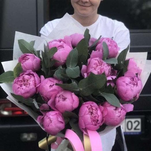 Букет Пионито: букеты цветов на заказ Flowwow