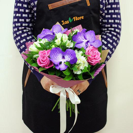 Букет Феерия: букеты цветов на заказ Flowwow