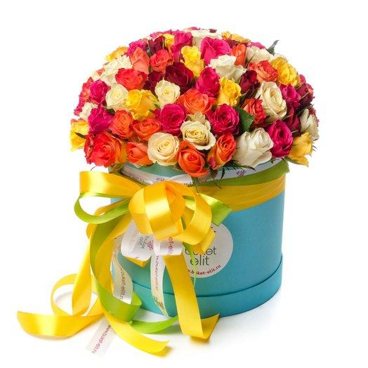 Семицветик: букеты цветов на заказ Flowwow
