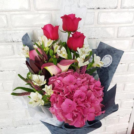 Элегантный : букеты цветов на заказ Flowwow