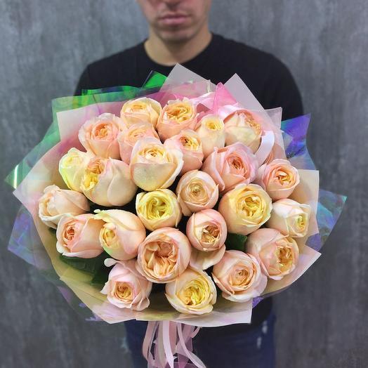 Анджи романтика: букеты цветов на заказ Flowwow