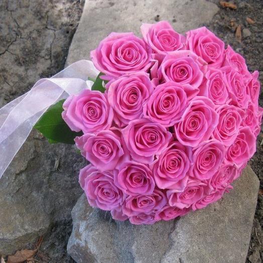 Роза 35: букеты цветов на заказ Flowwow