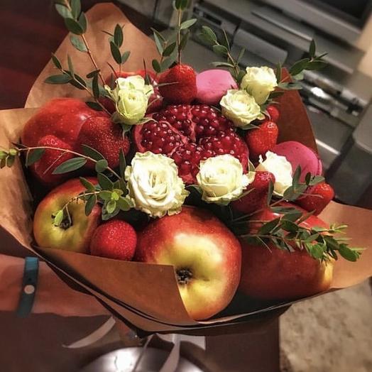 Букет из фруктов «Позитив»