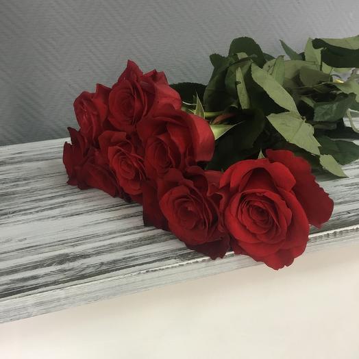 9 роз Эквадор