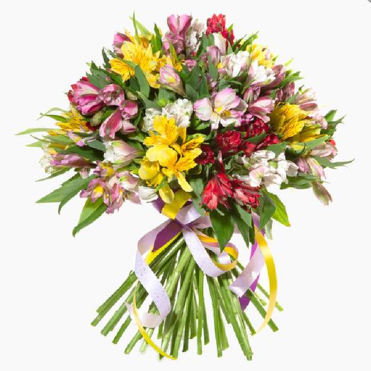 Полевой шик: букеты цветов на заказ Flowwow