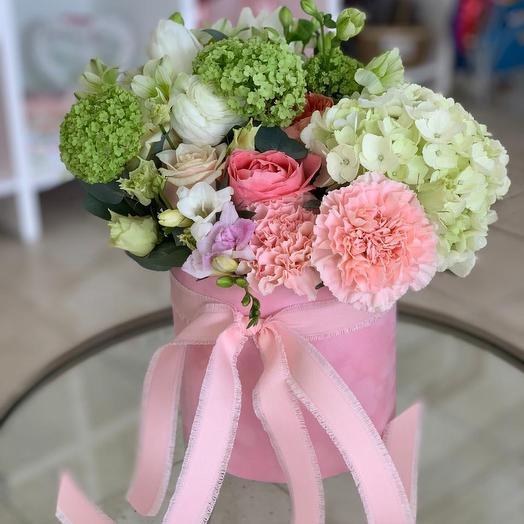 Нежность от JennyFlowers: букеты цветов на заказ Flowwow