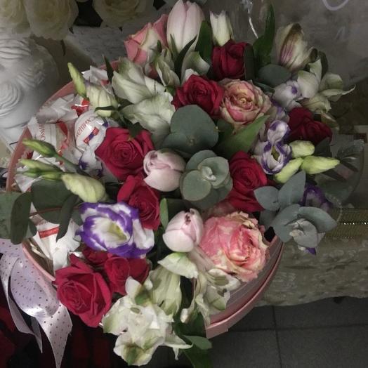 Олечка: букеты цветов на заказ Flowwow