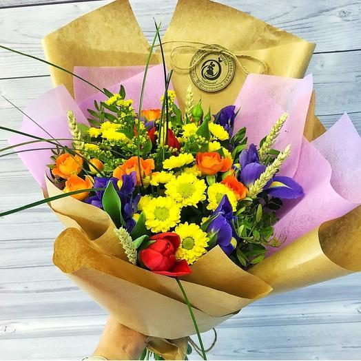 Без повода: букеты цветов на заказ Flowwow