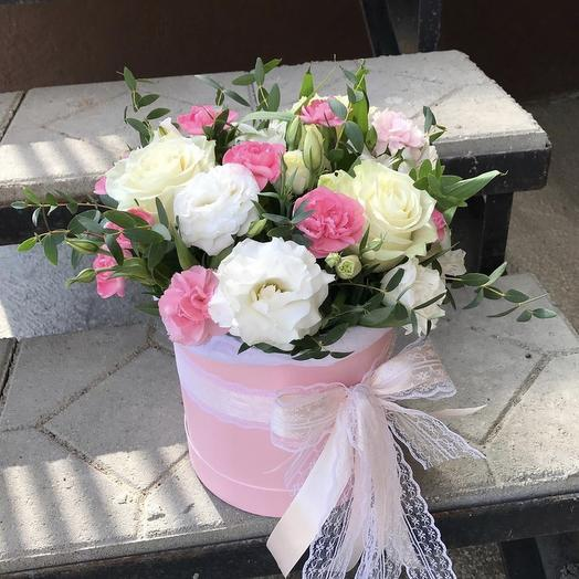 Аврил: букеты цветов на заказ Flowwow