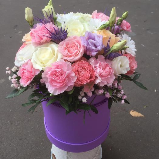 Нежный подарок💝: букеты цветов на заказ Flowwow