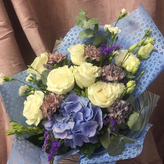 2 Букет: букеты цветов на заказ Flowwow