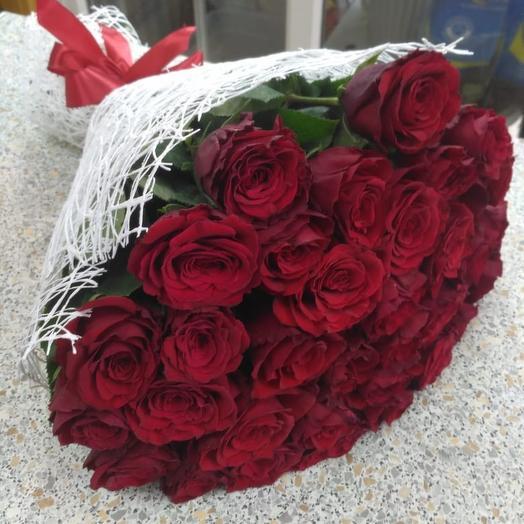 Букет любимой: букеты цветов на заказ Flowwow