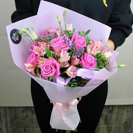 Аннабель: букеты цветов на заказ Flowwow