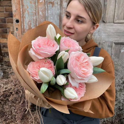 Сивилия: букеты цветов на заказ Flowwow