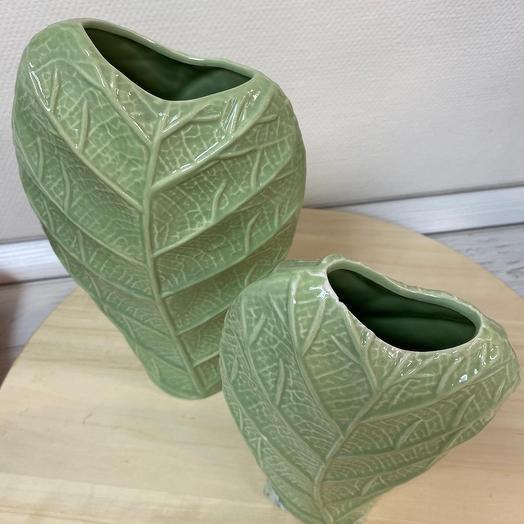 Набор керамических ваз, премиум класса (производство Польша)