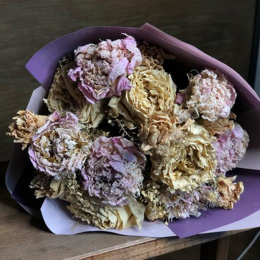 Летний романс: букеты цветов на заказ Flowwow