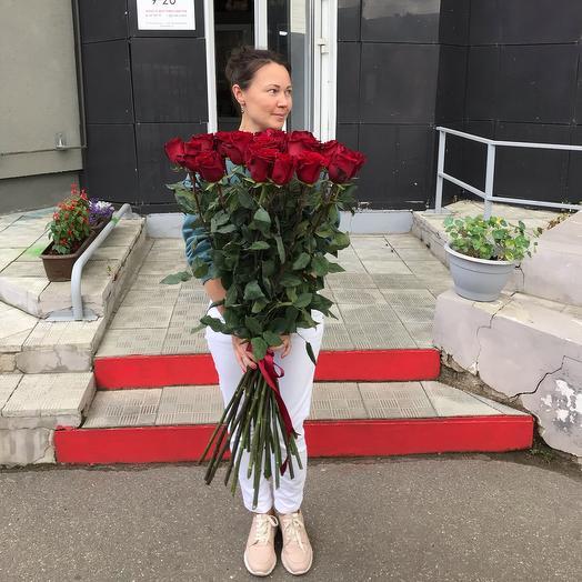 Метровые розы 21