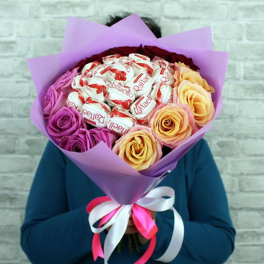 Розы с Раффаэлками