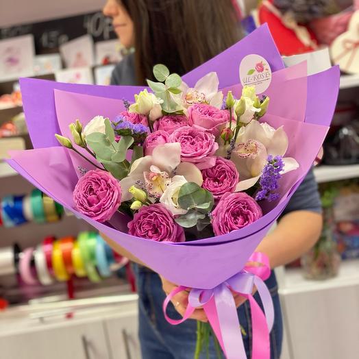 Фиолетовый красавчик💜
