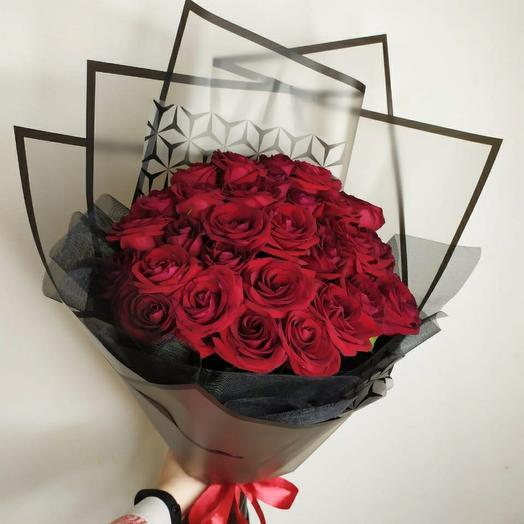Роза In Black