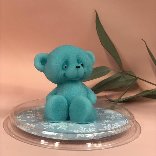 Медвежонок голубой