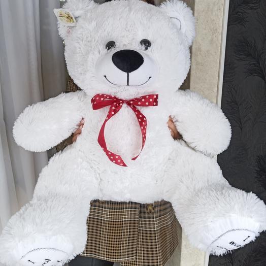 Медведь Самсон белый