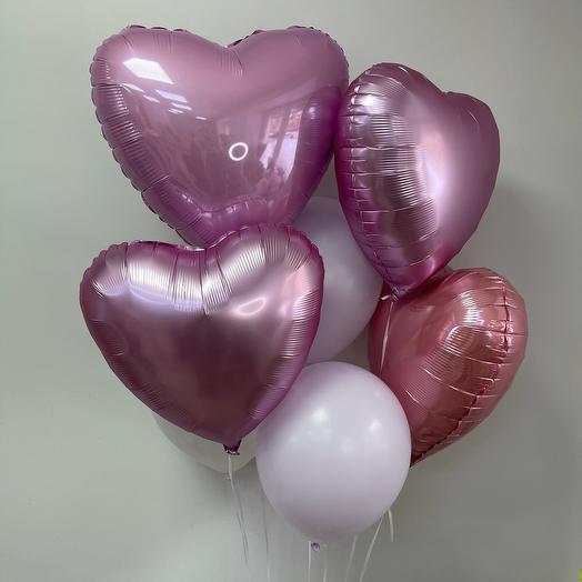 Шары «День Влюблённых»