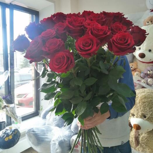 21 Роза высокая роза
