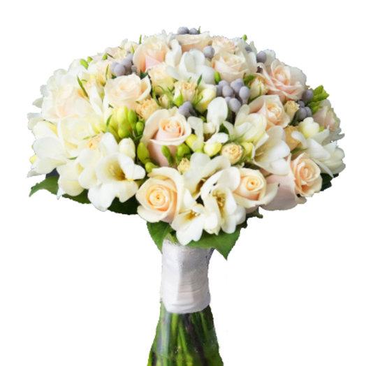 Цветы букет невесты на заказ екатеринбург, оранжереи