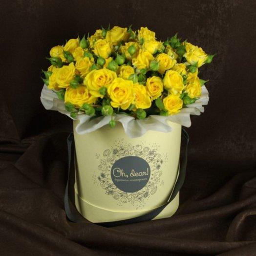 Букет Sochifornia: букеты цветов на заказ Flowwow