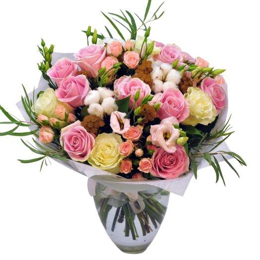 Букет Винтерфел: букеты цветов на заказ Flowwow