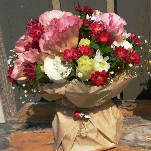Закат в Вероне: букеты цветов на заказ Flowwow