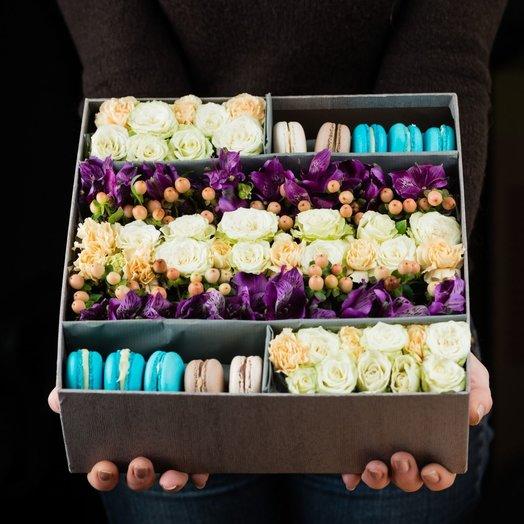 Идиллия: букеты цветов на заказ Flowwow
