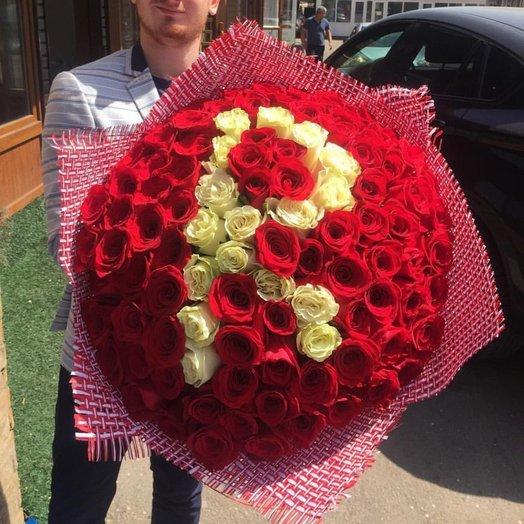 Букет Цветов VIP: букеты цветов на заказ Flowwow