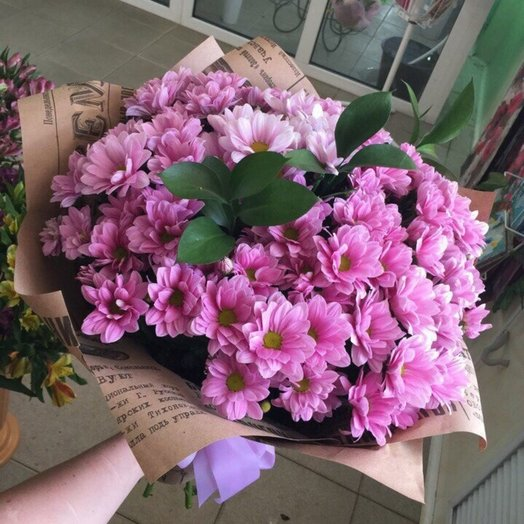 Букет Яркий взрыв: букеты цветов на заказ Flowwow