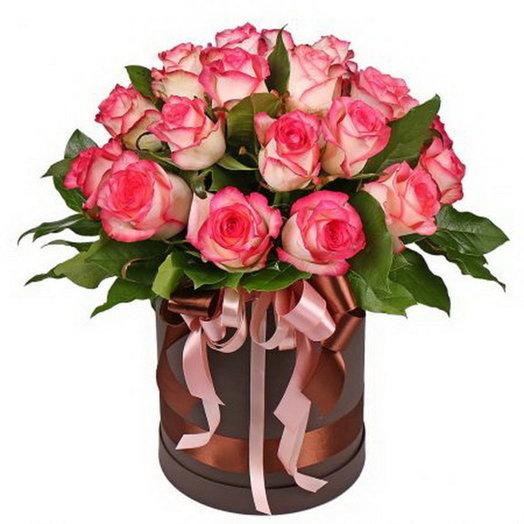 Букет «Джумилия»: букеты цветов на заказ Flowwow