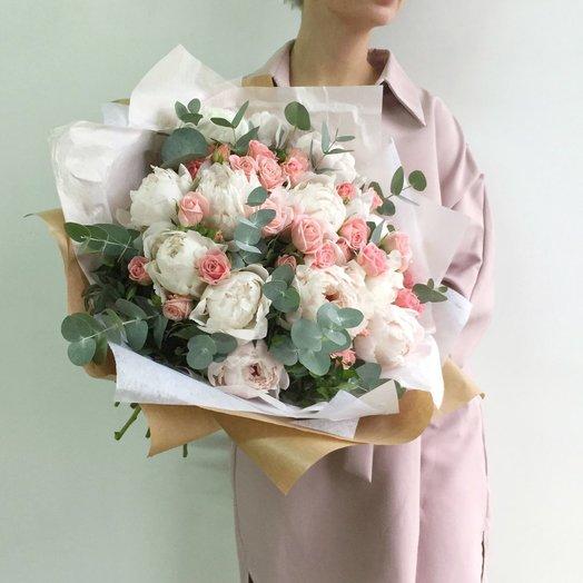 Возлюбленной: букеты цветов на заказ Flowwow
