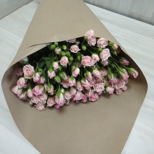 Розой назови: букеты цветов на заказ Flowwow