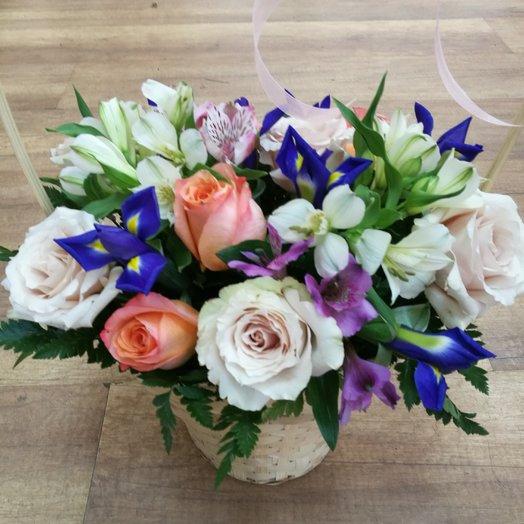 Сюрпиз: букеты цветов на заказ Flowwow