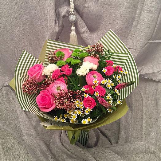 Элли: букеты цветов на заказ Flowwow