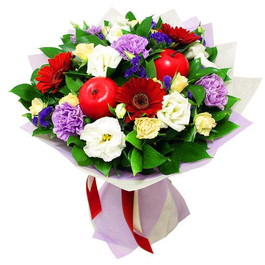 Букет Лиловый сад: букеты цветов на заказ Flowwow