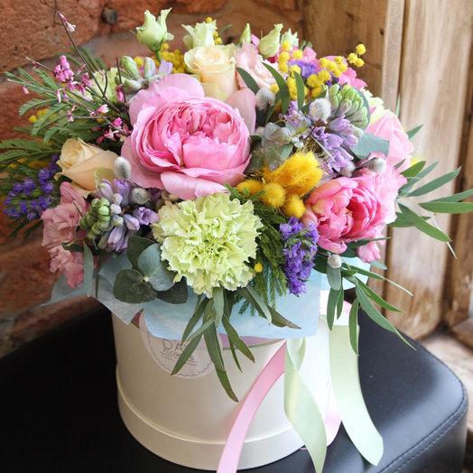 Чудный аромат: букеты цветов на заказ Flowwow