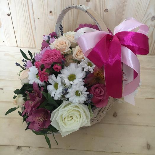 Цветочная полянка: букеты цветов на заказ Flowwow