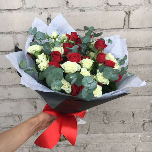 Ламберти: букеты цветов на заказ Flowwow