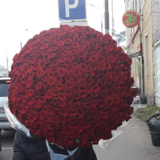 301: букеты цветов на заказ Flowwow
