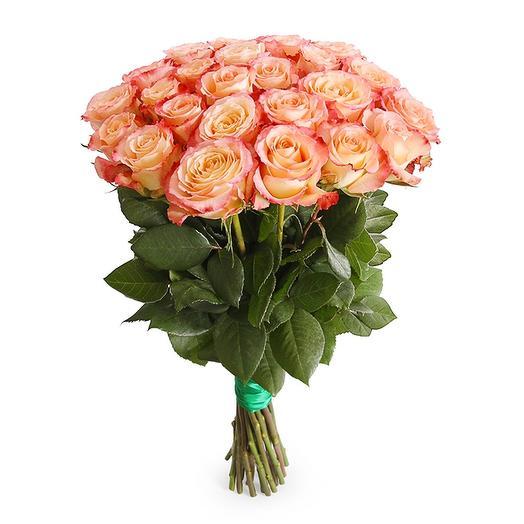 Букет из 25 роз Эксклюзив: букеты цветов на заказ Flowwow